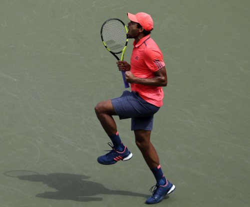 Tsonga eliminates Jack Sock from U.S. Open