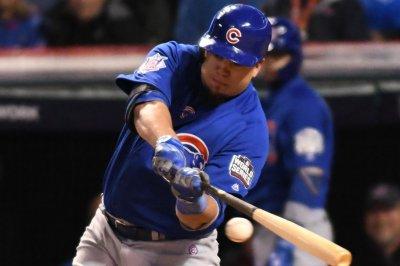 World Series: Chicago Cubs' Kyle Schwarber shocks even himself in October surprise
