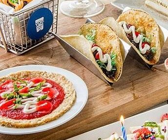 Pop-Tarts pop-up in Times Square features sugar-packed pizza, tacos