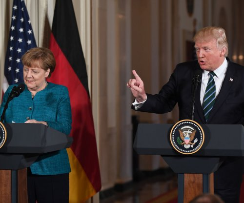 Trump says Germans are 'very bad' on trade