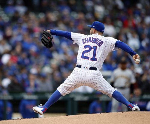Cubs go for sweep over Brewers