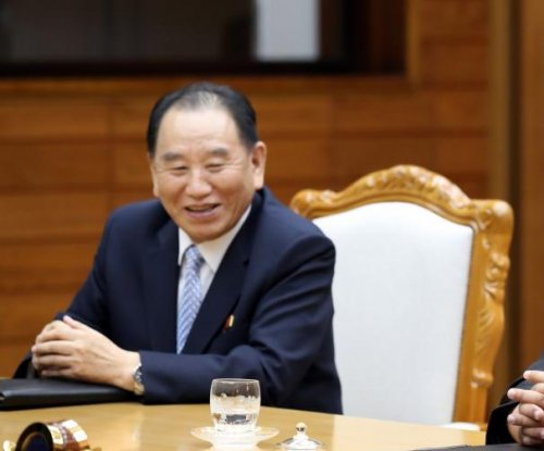 Top North Korean official headed for New York