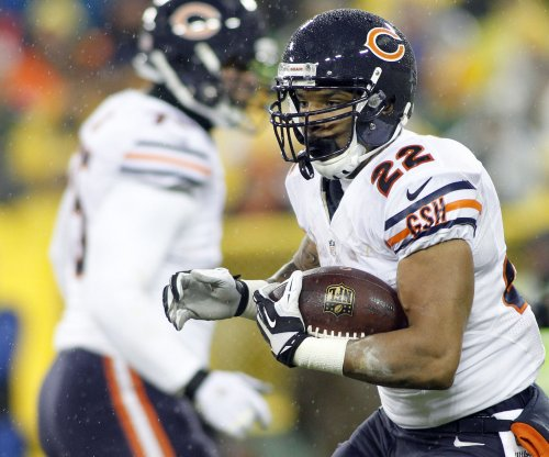 Matt Forte wasn't joking about wanting to coach for Bears in 2018