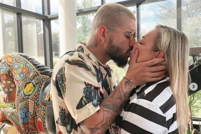 Maluma's rep defends star's kiss with mom: It's a 'cultural thing'