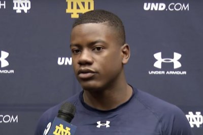 Notre Dame RB Jafar Armstrong out up to two months with injury