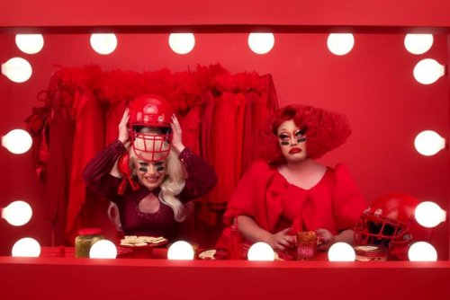 Former 'RuPaul's Drag Race' contestants to star in Super Bowl commercial