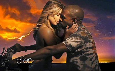 Kanye West puzzles critics with cheesy 'Bound 2' video starring topless Kim Kardashian