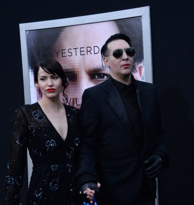 Marilyn Manson mourns his mother's death: 'I'll make you proud'