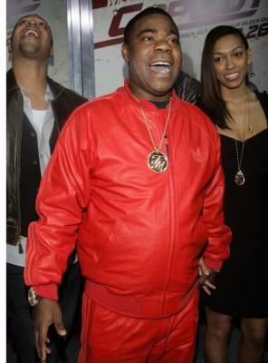 Tracy Morgan in intensive car after six-vehicle accident