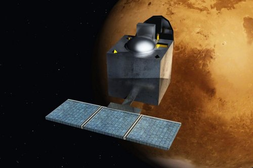 India's satellite approaches Mars