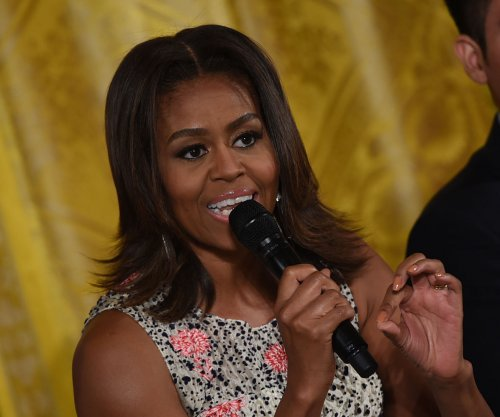 Michelle Obama talks post-White House plans on 'Late Show'