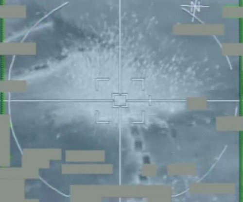 Coalition airstrikes target 283 Islamic State oil trucks