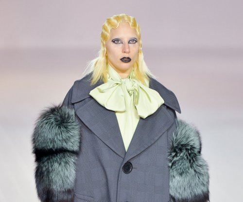 Lady Gaga makes NYFW debut for Marc Jacobs
