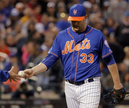Switch remains off for New York Mets' Matt Harvey