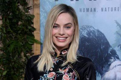 Alexander Skarsgard, Margot Robbie attend 'The Legend of Tarzan' premiere
