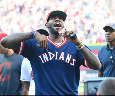LeBron James summons ice cream for Cleveland fans