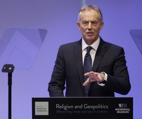 Former British PM Tony Blair: 'Rise up' to oppose Brexit