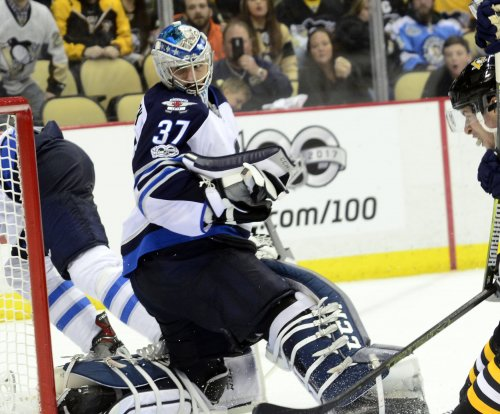 NHL: Winnipeg Jets sign goalie Connor Hellebuyck to one-year, $2.25M deal