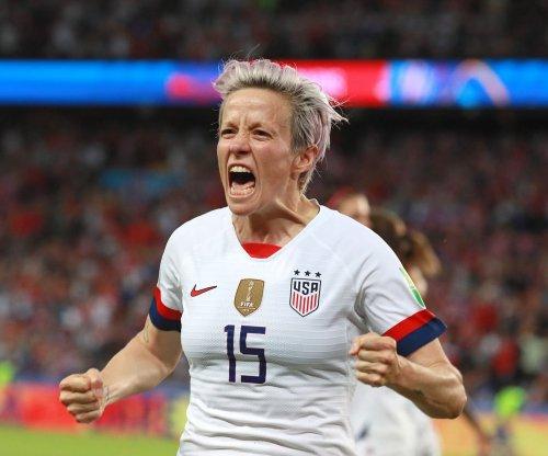 Rapinoe, U.S. women's team beats South Korea in soccer friendly