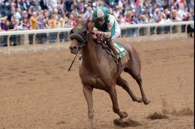 Fifteen Breeders' Cup berths won in weekend horse racing