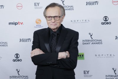 Larry King feeling 'hopeful' as he recovers from stroke