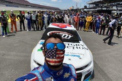 Bubba Wallace says he 'won' at Talladega despite 14th-place finish, gas mistake