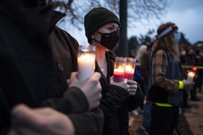 Slain Boulder, Colo., officer Eric Talley remembered in public memorial