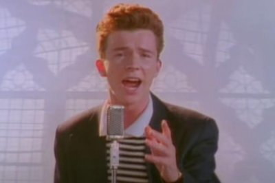 Rick Astley's 'Never Gonna Give You Up' hits 1B views on YouTube