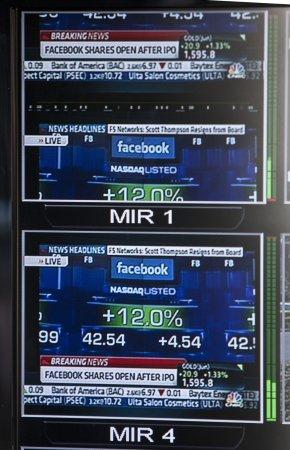 Senator calls Facebook IPO specious