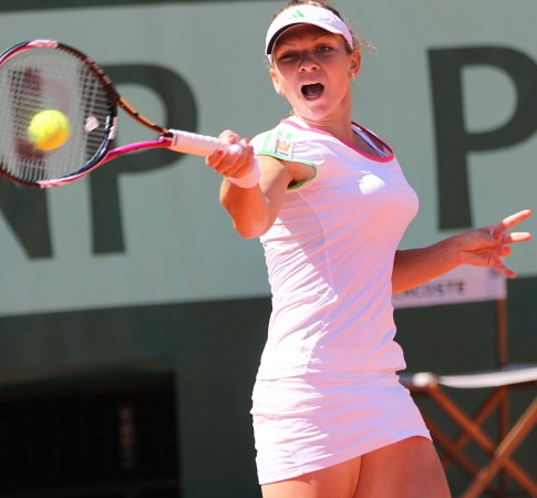 Halep wins second WTA championship in as many weeks