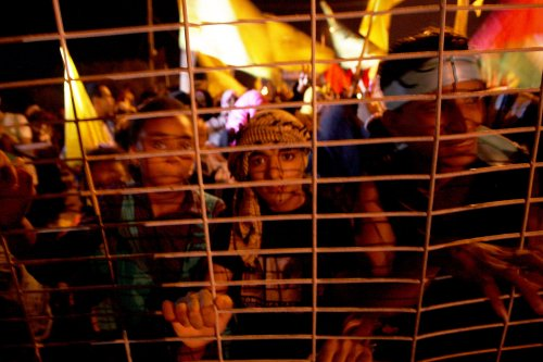 Israel launches airstrike at Gaza Strip ahead of peace talks