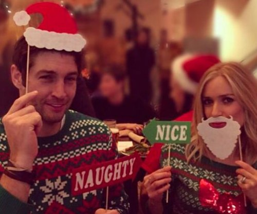 Kristin Cavallari shares 'naughty' Christmas photo