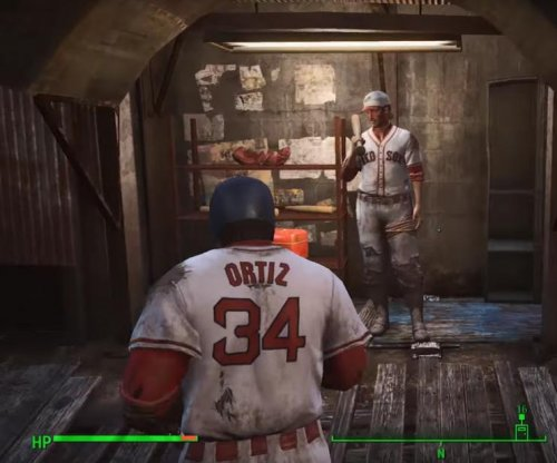 Boston Red Sox's David Ortiz becomes character in Fallout