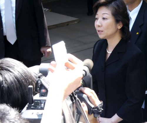 Japan's women in politics say they are victims of sexual harassment