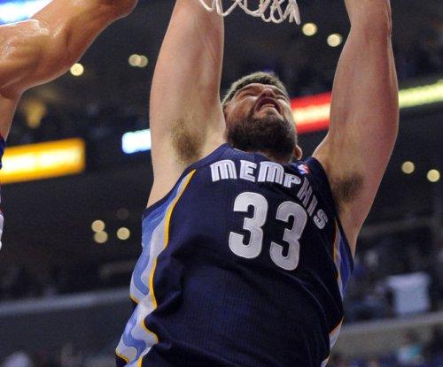 Marc Gasol carries Memphis Grizzlies past New York Knicks