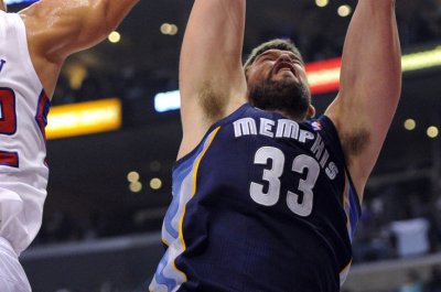 Marc Gasol carries Memphis Grizzlies past New York Knicks
