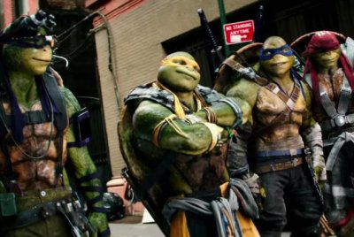 Krang revealed in 'Teenage Mutant Ninja Turtles 2' Super Bowl trailer