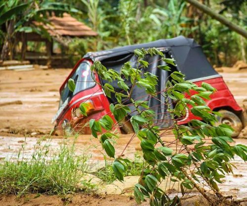 At least 37 die, thousands displaced in Sri Lanka monsoon