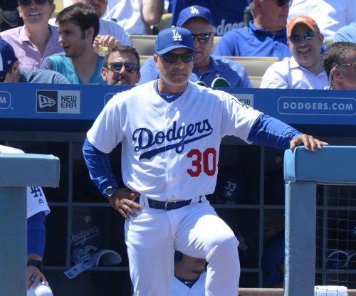 Los Angeles Dodgers, Chase Utley slam New York Mets