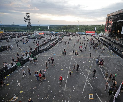 German Rock am Ring festival resumes after terrorist threat