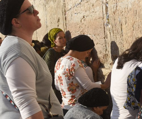 Israel rejects mixed-gender prayer at Western Wall