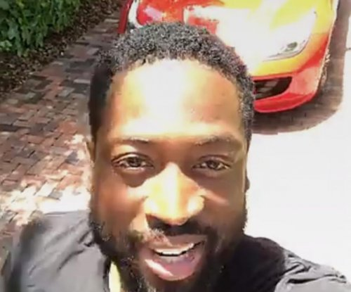 Chicago Bulls' Dwyane Wade lets 15-year-old son drive $300K car