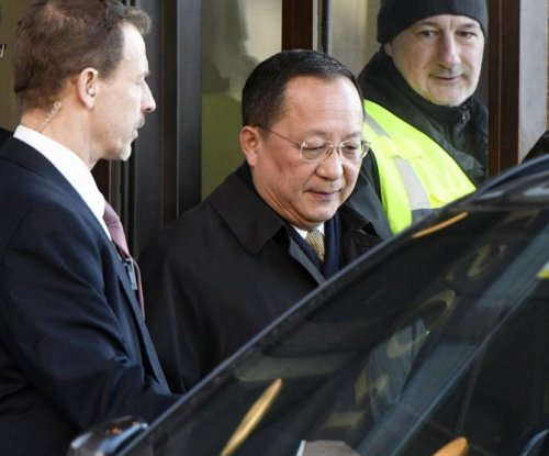North Korea's top diplomat Ri Yong Ho to visit Russia