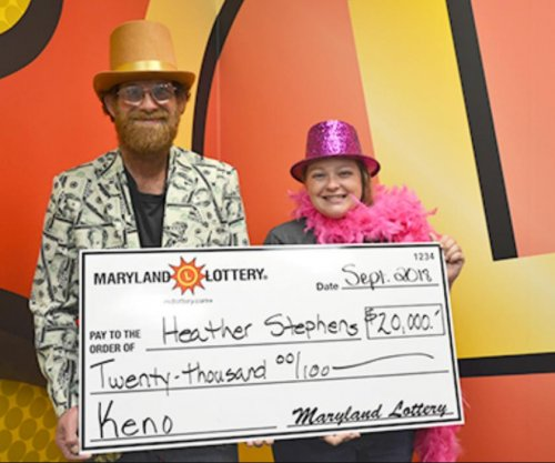 Couple win lottery right after learning of expensive truck repair