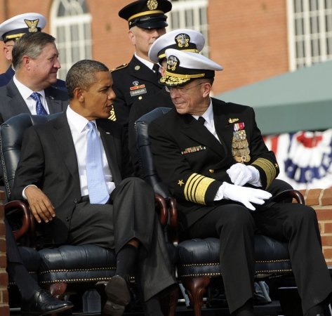 Retired Adm. Mullen to become Sprint Nextel security chief