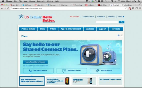 U S  Cellular offers to pay termination fees for switching