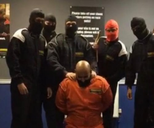 HSBC employees fired for mock IS-style execution video