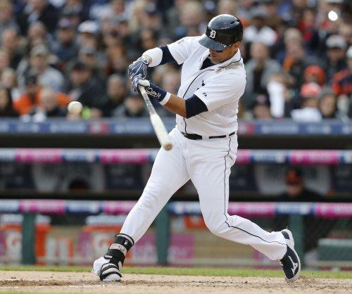 Victor Martinez blast three HRs in Detroit Tigers' victory