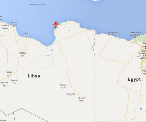 Car bomb outside Benghazi hospital kills 5