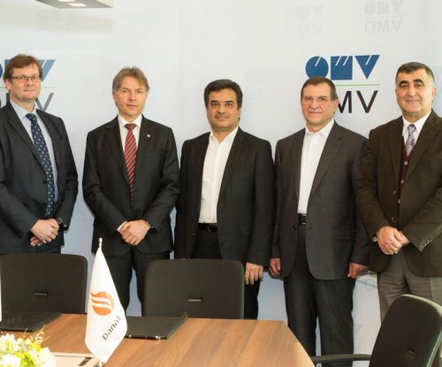 Austrian energy company OMV makes Iran move
